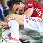 Sky Sports: Koniec sezonu dla Zlatana