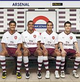 Historia strojów Arsenalu wraz z galerią