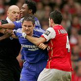 Wenger o absencji Lamparda
