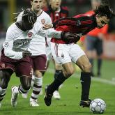 Emirates Cup czas zacząć - na początek starcie z Milanem!