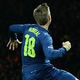 Monreal: Jestem szczęśliwy w Arsenalu