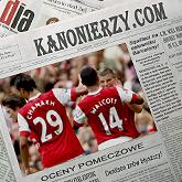 Oceny Kanonierzy.com: Arsenal vs Chelsea
