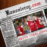 Oceny Kanonierzy.com: Tottenham vs Arsenal