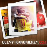 Oceny Kanonierzy.com: Manchester City - Arsenal