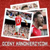 Oceny Kanonierzy.com: Nottingham 0-4 Arsenal