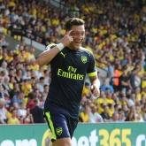 Wymęczone zwycięstwo, Łudogorec 2-3 Arsenal