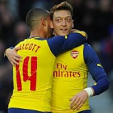Walcott na temat Özila i TOP4