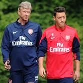 Özil: Presja mnie nie przeraża