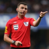 Michael Oliver sędzią North London Derby