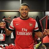 Video: Oxlade-Chamberlain vs Tottenham
