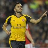 Lucas: Czuję się dobrze w Arsenalu