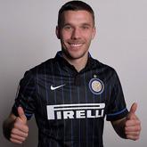 Oficjalnie: Podolski do końca sezonu w Interze