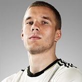 Szczęsny: Podolski powinien grać dla reprezentacji Polski