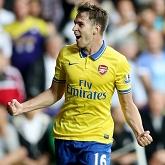 Wenger: Ramsey trochę jak Lampard