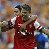 Ramsey po meczu z Palace