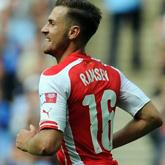 Ramsey o Cazorli i potyczce z City