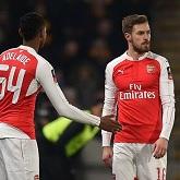 Ramsey najczęściej przedryblowanym piłkarzem w Premier League