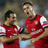 Statystycznie rzecz biorąc: Arsenal vs Olympiakos