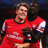 Zwycięstwo Arsenalu, pewny awans do LM