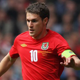 Ramsey w ostatecznym składzie Walii na Euro 2016