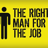 The Right Man For The Job: Projektant