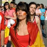 Hiszpania pewnie pokonuje Honduras
