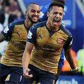 Nie na CZWARTYM miejscu: Man City 2-2 Arsenal