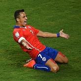 Wideo: Chile z Alexisem w składzie gromi Meksyk