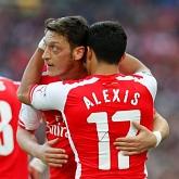 Galeria: Arsenal vs Manchester United