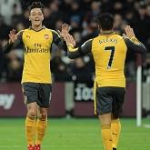 Absolutna dominacja: West Ham 1-5 Arsenal