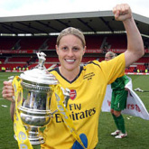 Kelly Smith kończy sportową karierę