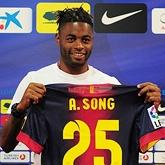 Song niezadowolony ze swojej roli w Barcelonie