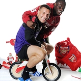 Wideo: Christmas Tactics - Arsenal