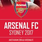 Arsenal zagra w Australii