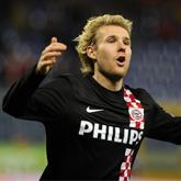 Arsenal po gwiazdę PSV