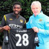 Toure: Przyszedłem do Manchesteru by zdobywać trofea