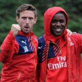 Galeria: Arsenal rozpoczyna przygotowania do sezonu