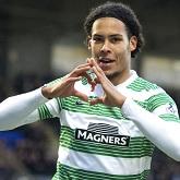De Boer: Van Dijk powinien jeszcze zostać w Celticu