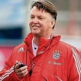 Van Gaal: Robin podjął świetną decyzję