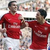 Eboue, Nasri i Van Persie wierzą w sukces Arsenalu