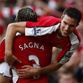 Video: Van Persie, Ramsey vs Aston Villa