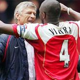 Galeria: Vieira dołącza do Arsenalu