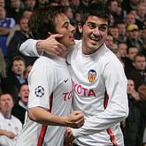 Blamaż na Estadio Mestalla, Valencia 2-0 Arsenal