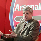 In Arsene we trust...