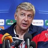 Wenger o losowaniu Ligi Mistrzów
