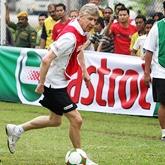 Wenger: Premier League ciągle najlepsza
