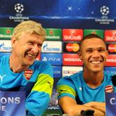 Wenger o zwycięstwie, Ospinie i golach
