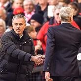 Mourinho: Pierwszy raz widziałem uśmiechy na ustach kibiców Arsenalu