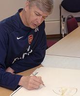 Oficjalnie: Wenger przedłuża kontrakt do 2017 roku