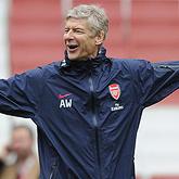 Wenger zachwycony postawą swoich podopiecznych